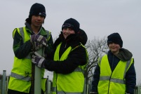 Ansford Academy doing their bit ...and then some
