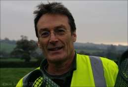 Tim Russell, new manager of Haddon Wood