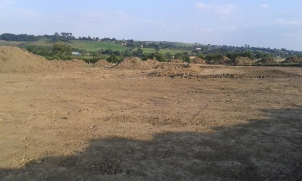 25 July '14 - looking back towards the western end